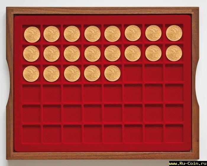 Монеты в планшетах магазин монеты орел салтыкова щедрина