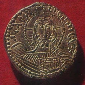 Золотая монета владимира святославича проверка подлинности банкнот